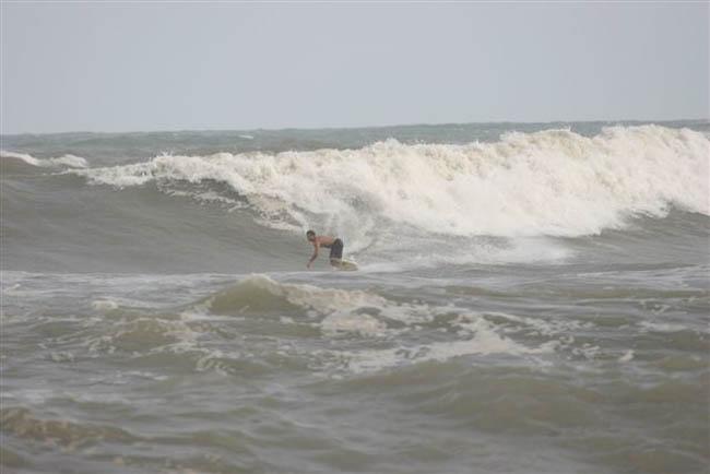 Galveston beach conditions images for Galveston fishing pier cam